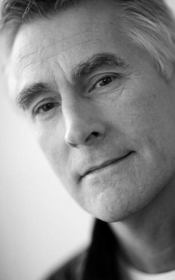 Henk Wolvers Portrait